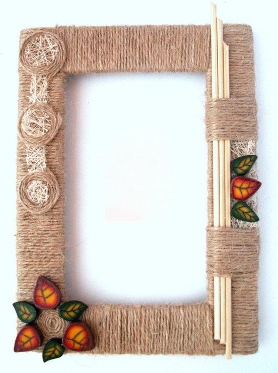 Рамки для зеркала из картона своими руками