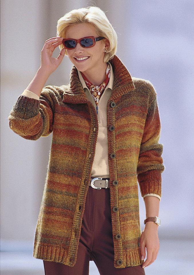 Вязание для женщин кофт кардиганов 34