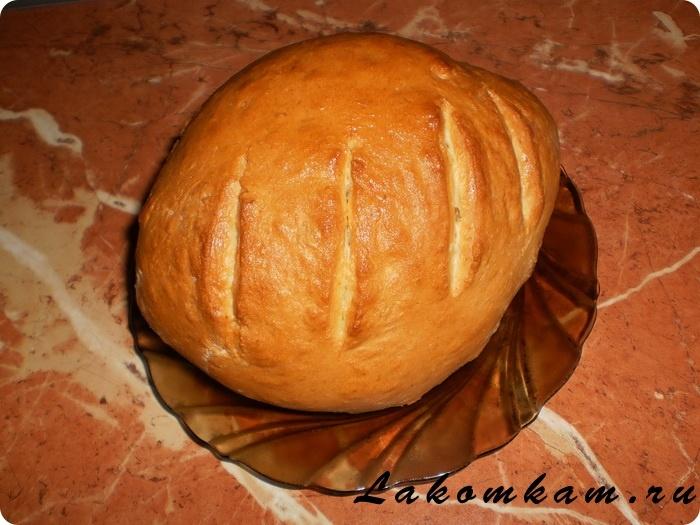 Приготовить в мультиварке хлеб без дрожжей