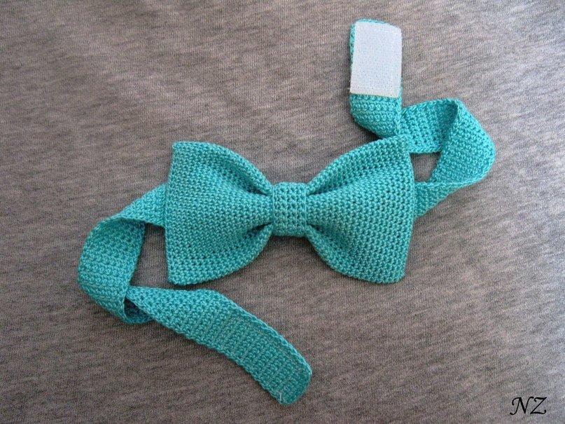 Вязаный галстук своими руками 100
