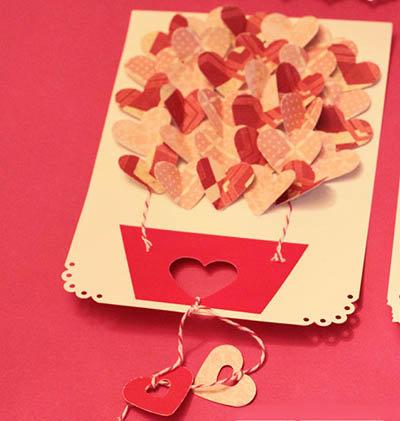 Валентинки того валентина на день св своими руками