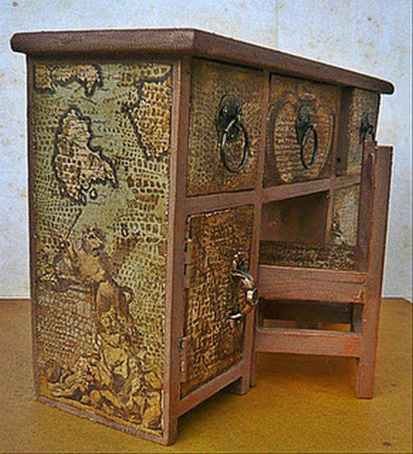 Старый мастер мебель своими руками