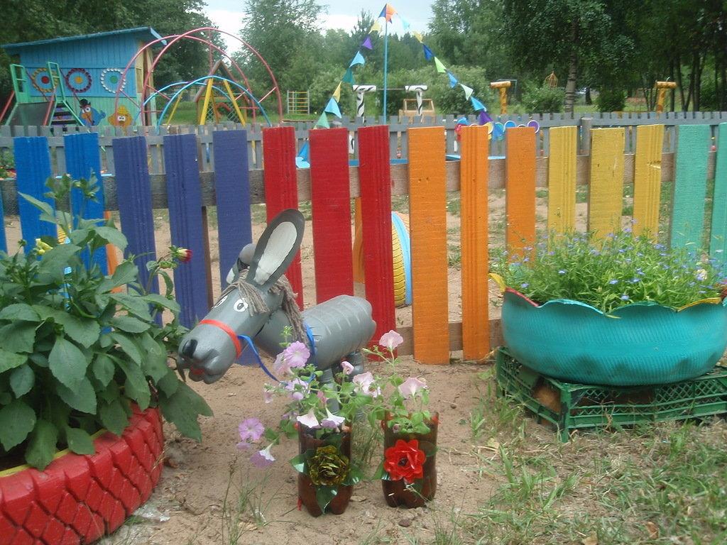 Поделки для детского сада из подручного материала своими руками