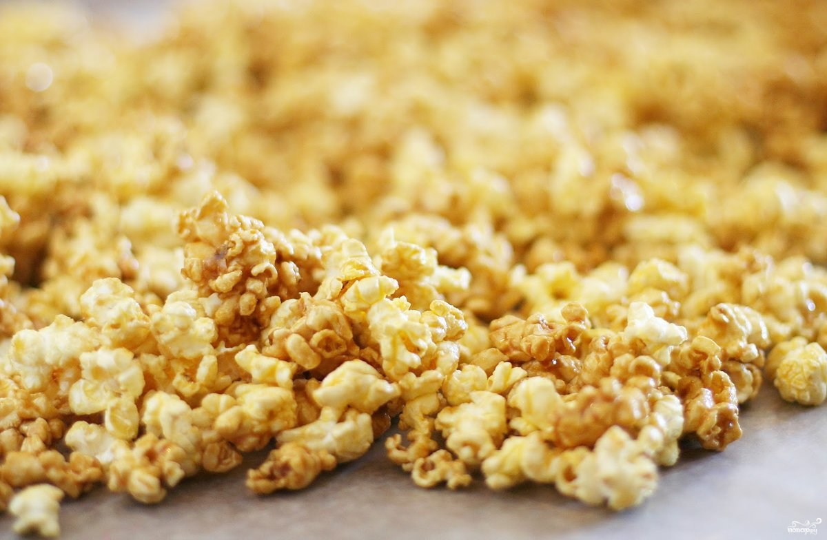 Попкорн в домашних условиях в микроволновке рецепт