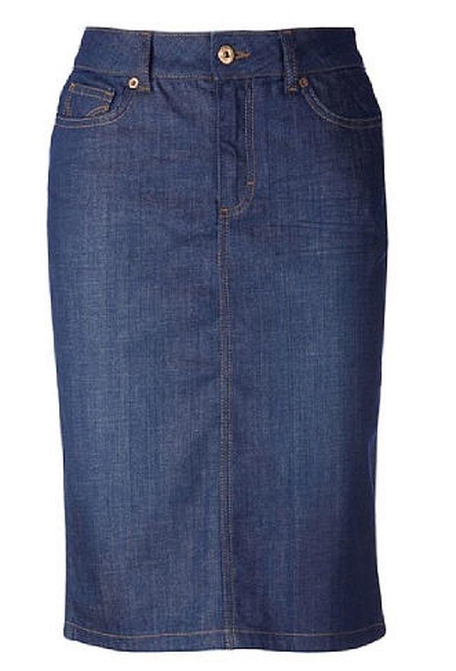 Сшить юбку из брюк джинс