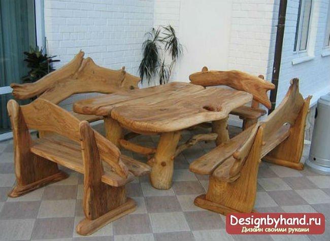 Предметы мебели ручной работы