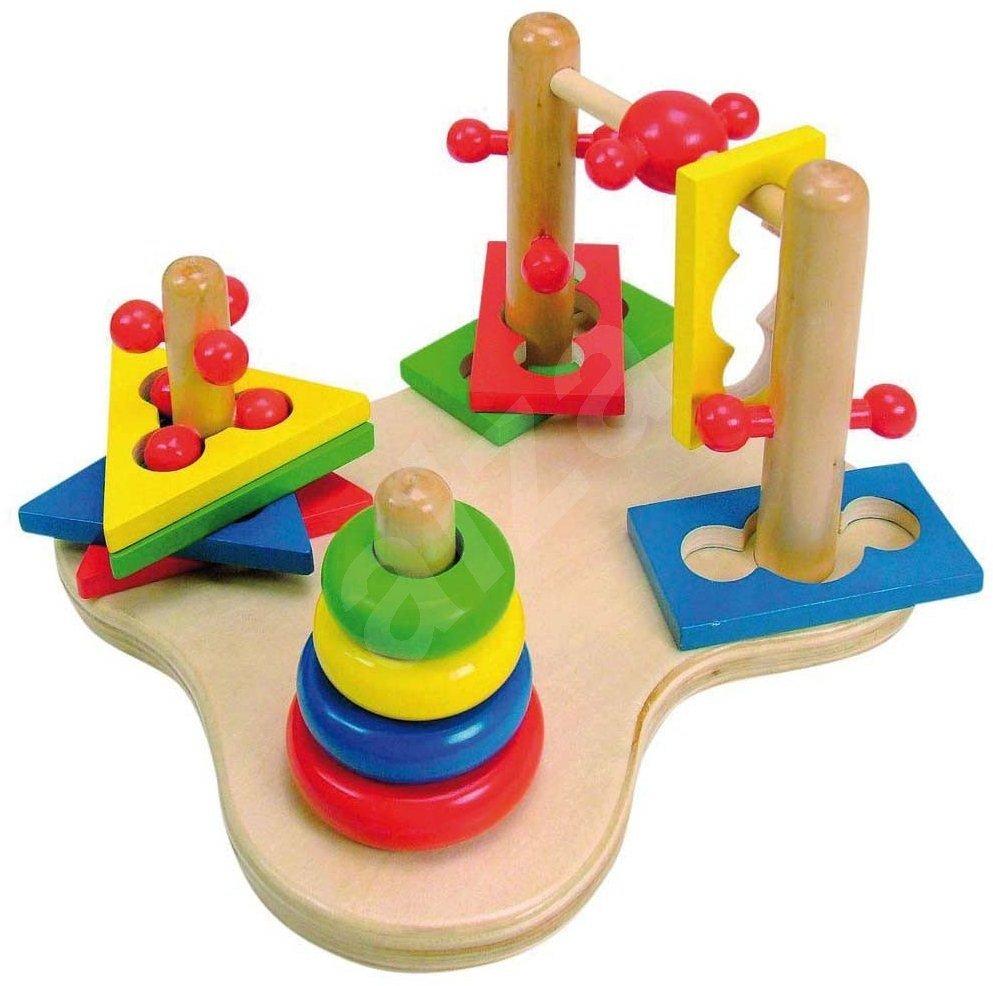Игрушки для развития мелкой моторики рук ребенка 38