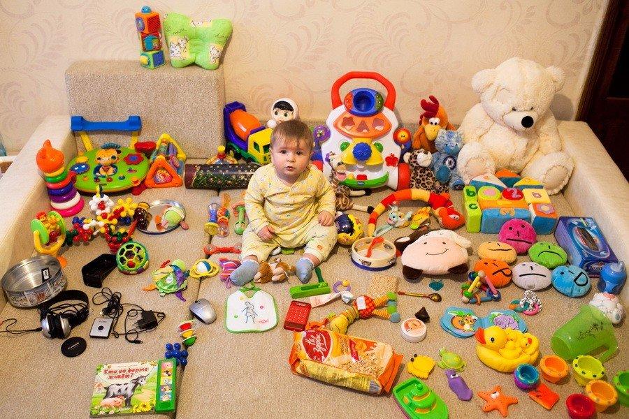 Польза развивающих игрушек своими руками