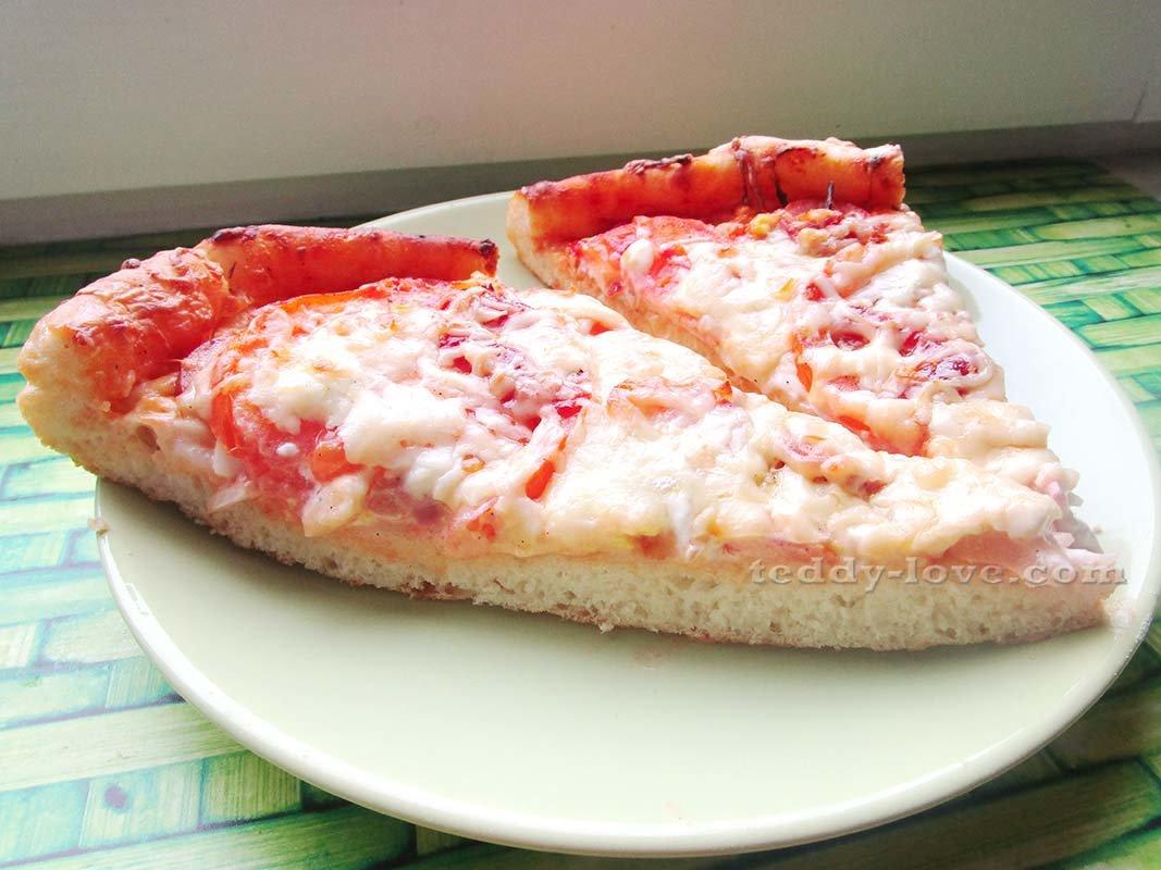 Пицца своими руками рецепты с фото 75