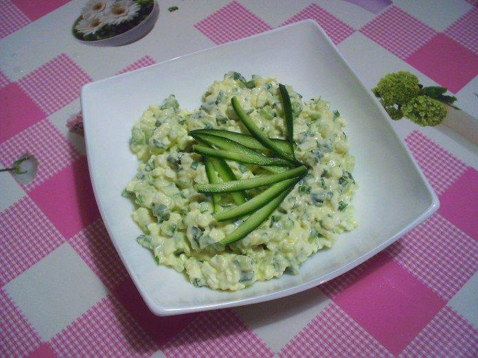 Салаты без яиц рецепты с фото
