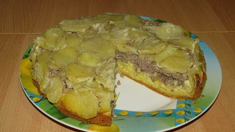 Заливной пирог с капустой рецепт пошагово в духовке