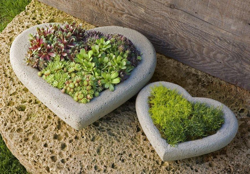 Вазоны своими руками бетон
