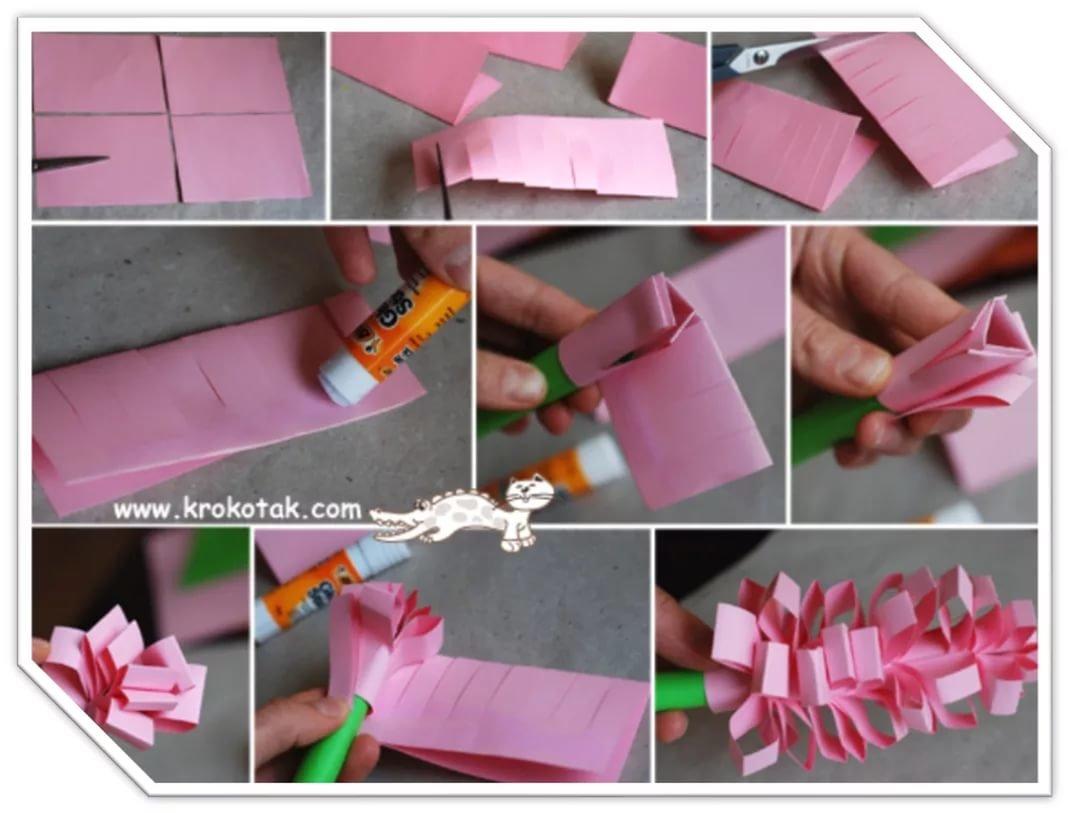 Подарок маме просто так своими руками оригами 22