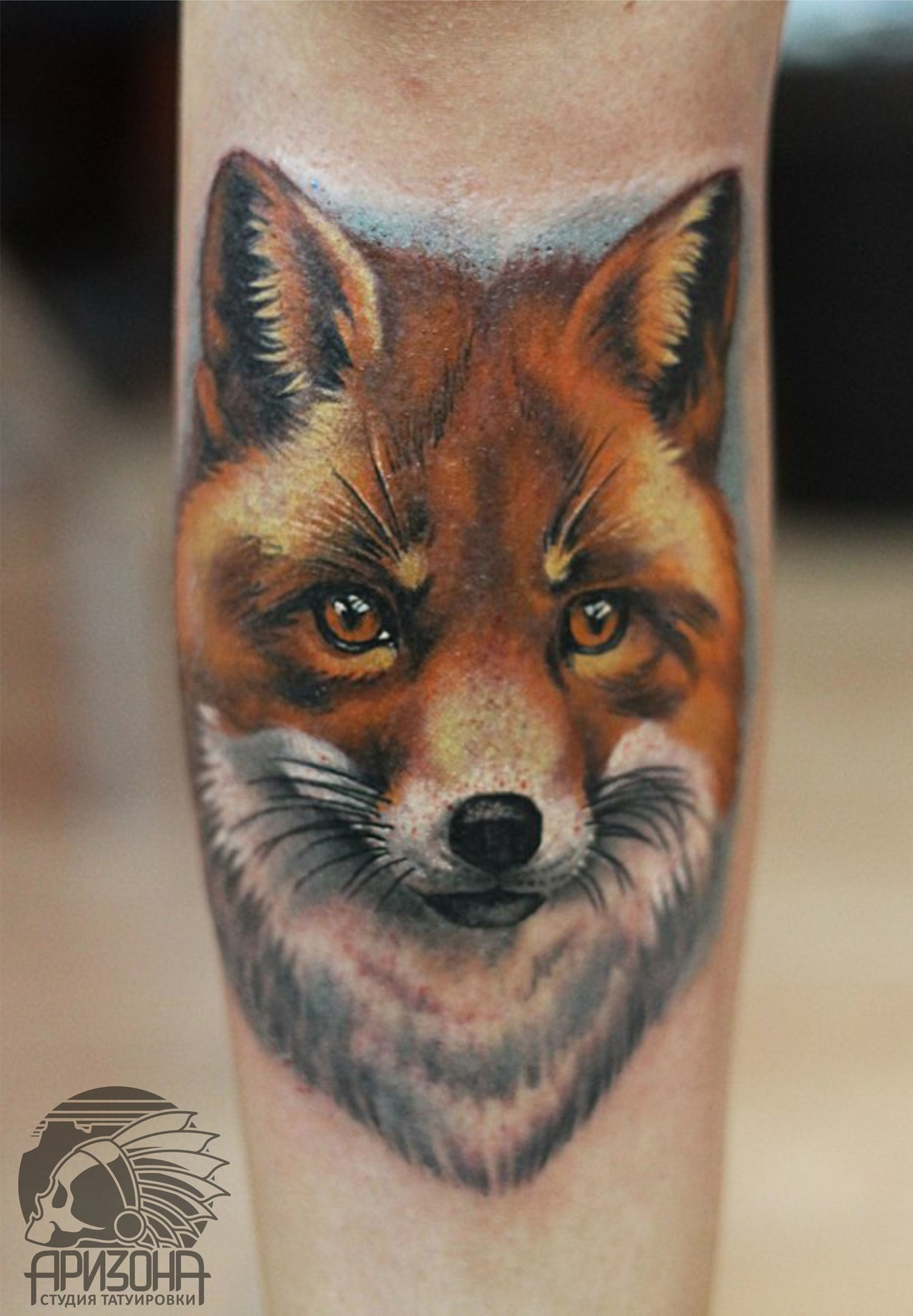 Значение тату лиса - Татуировки и их значение 53