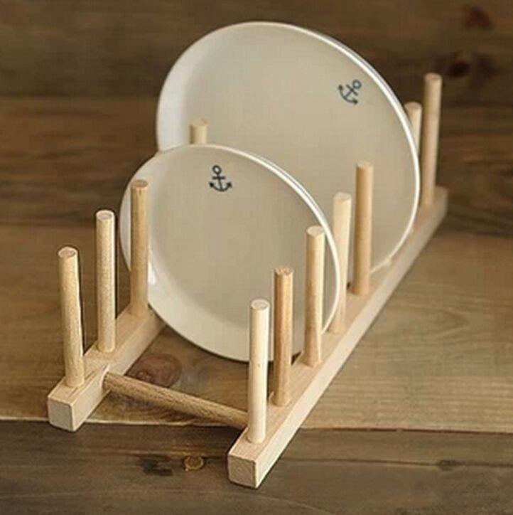 Сделать своими руками подставку для тарелки своими руками