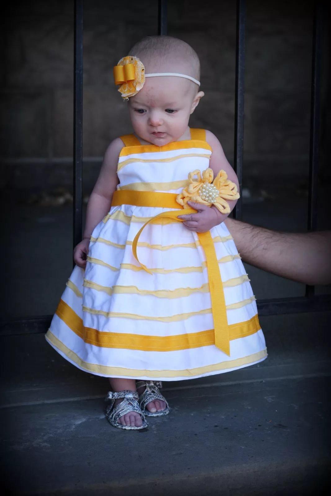 Как сшить платья для дочки 90