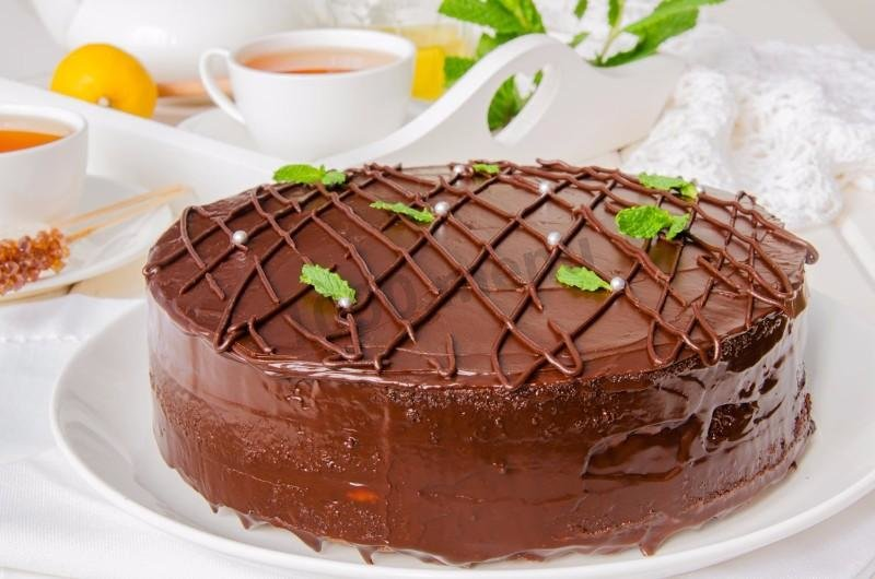 Торт прага рецепт с фото пошагово классический александр селезнев