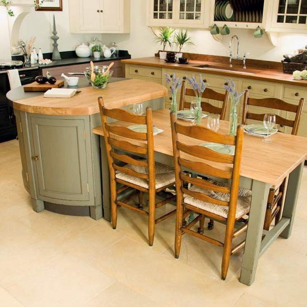 Кухонная зона своими руками фото