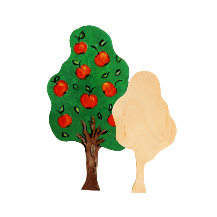 Поделки из дерева детей 4 лет