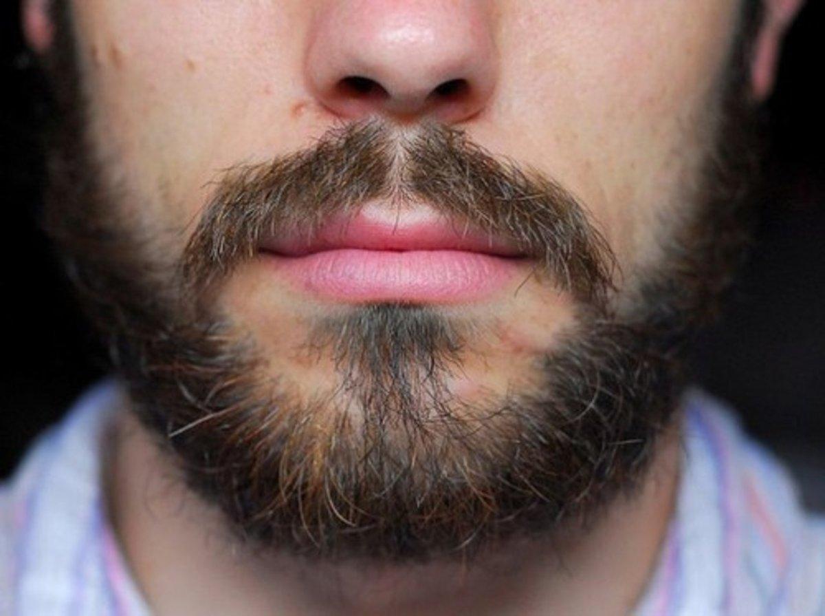 Густая борода в домашних условиях 140
