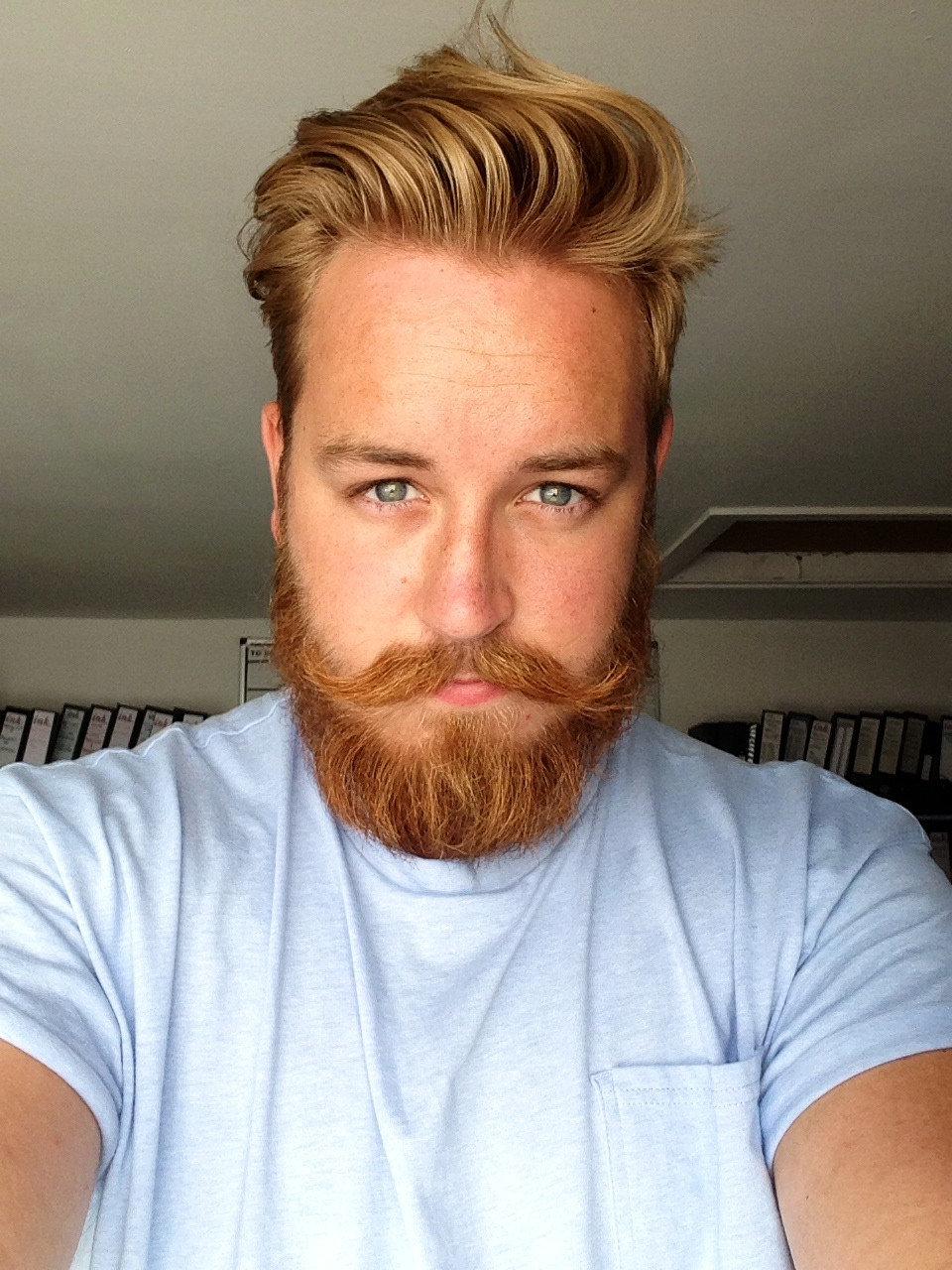 Почему по бокам не растет борода