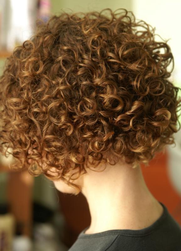 Завивка для коротких волос в домашних условиях
