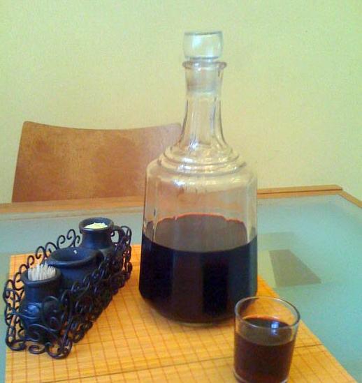 Изготовление наливок в домашних условиях