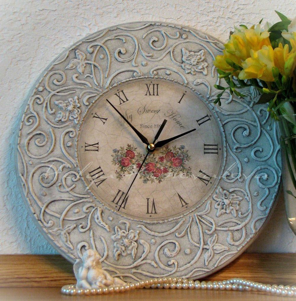 Декорирование часов