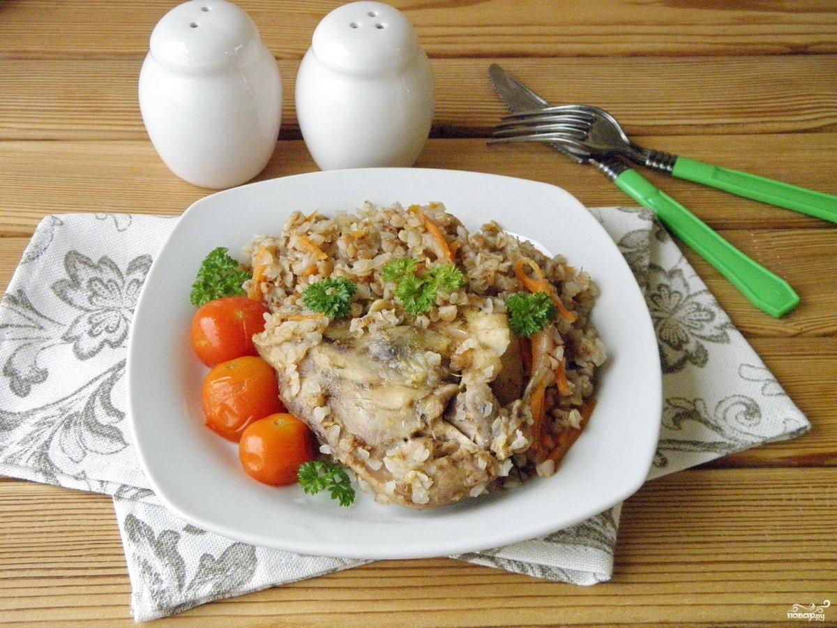 Второе блюдо из курицы рецепт в мультиварке пошагово
