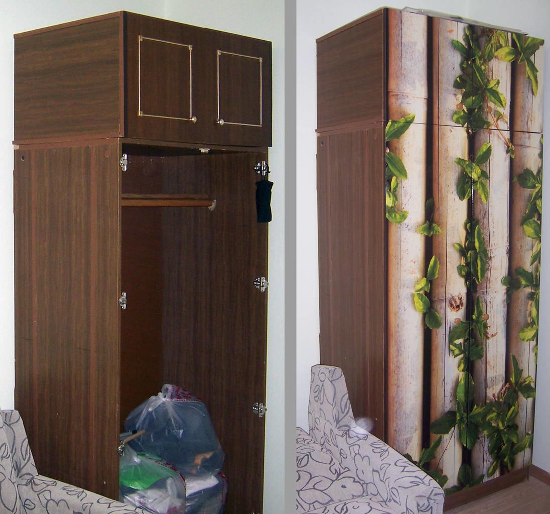 Идеи для обновления старой мебели своими руками 92