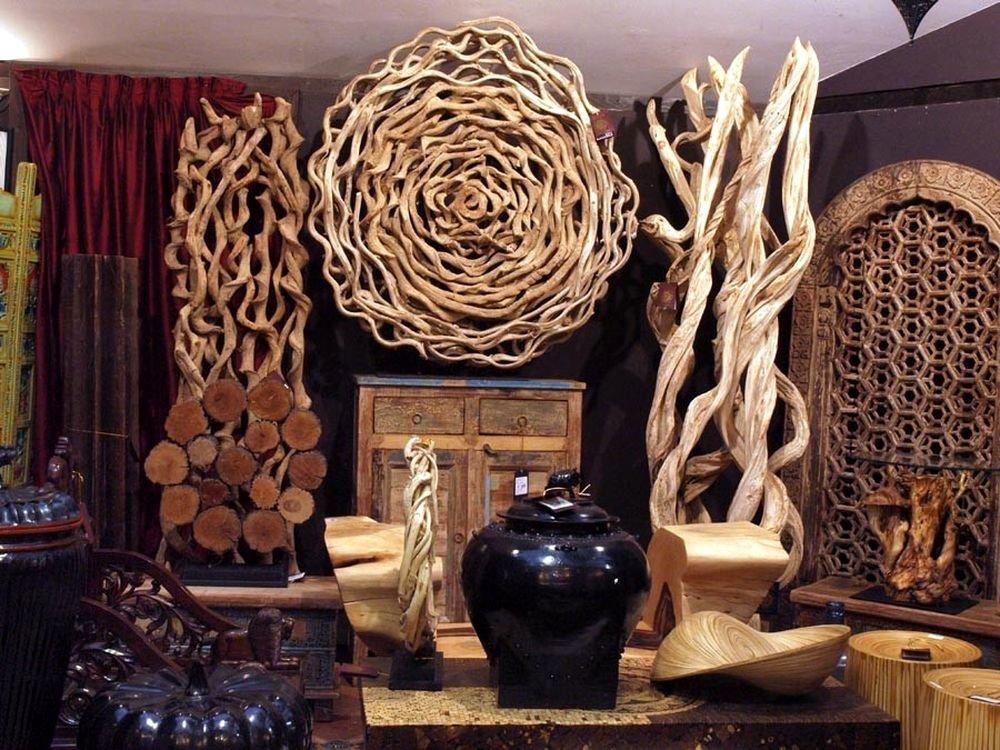 Декор предметов интерьера своими руками 138