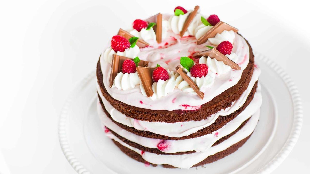 Глазурь шоколадная для подтеков на торте рецепт с пошагово