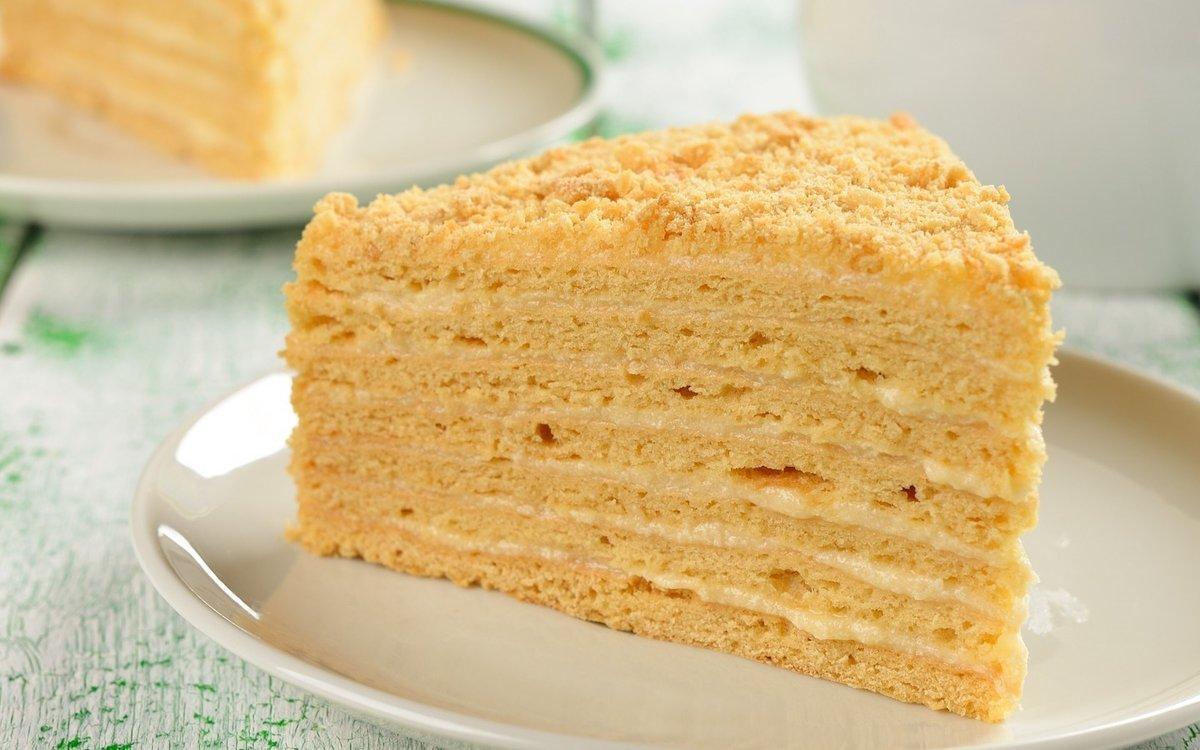 Кулинарные рецепты торт наполеон