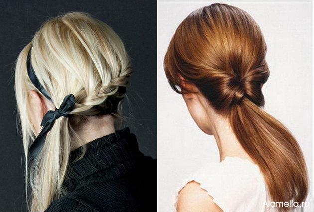 прически стрижка на длинные волосы на каждый день