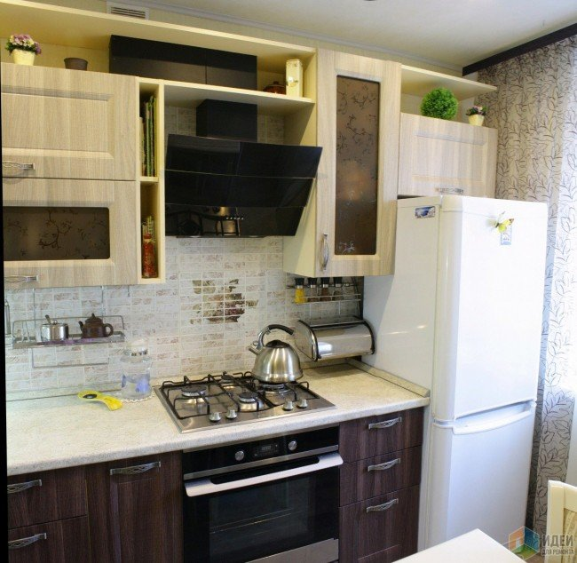 Кухня 8 кв.м своими руками фото