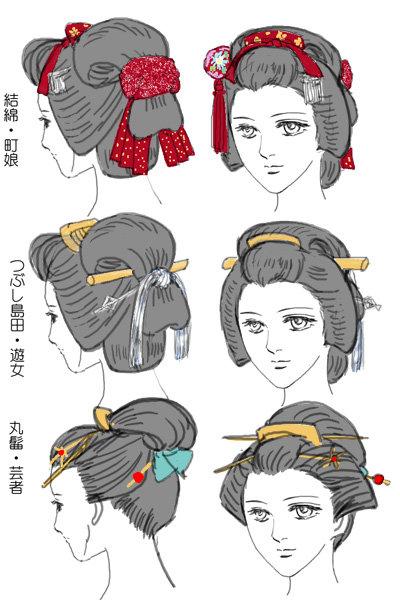 Прически на волнистые волосы из косичек
