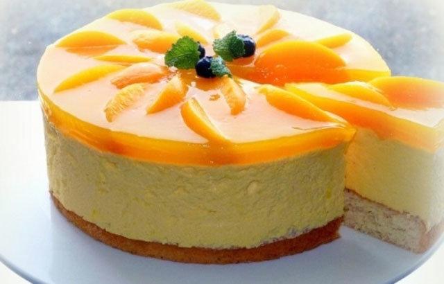 Как сделать суфле для торта