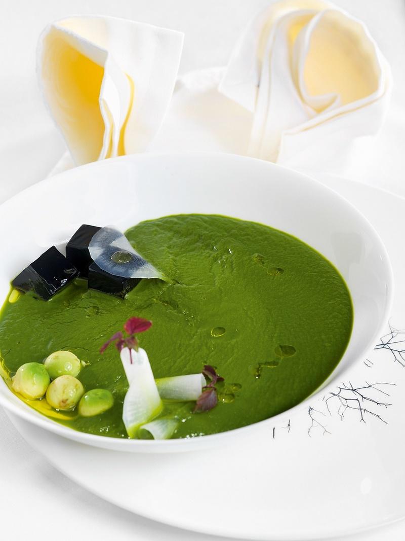 Суп с черной редькой рецепт