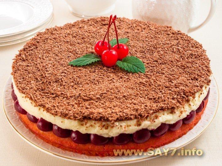 Рецепты тортов ко дню рождения в домашних  516