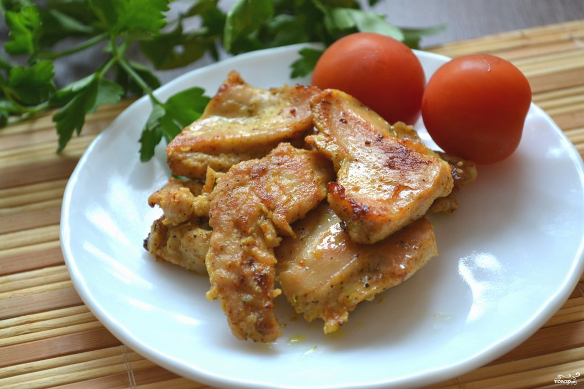 Приготовление из филе индейки рецепты пошагово
