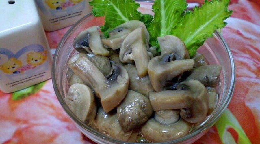 Маринование грибов в домашних условиях рецепт 173