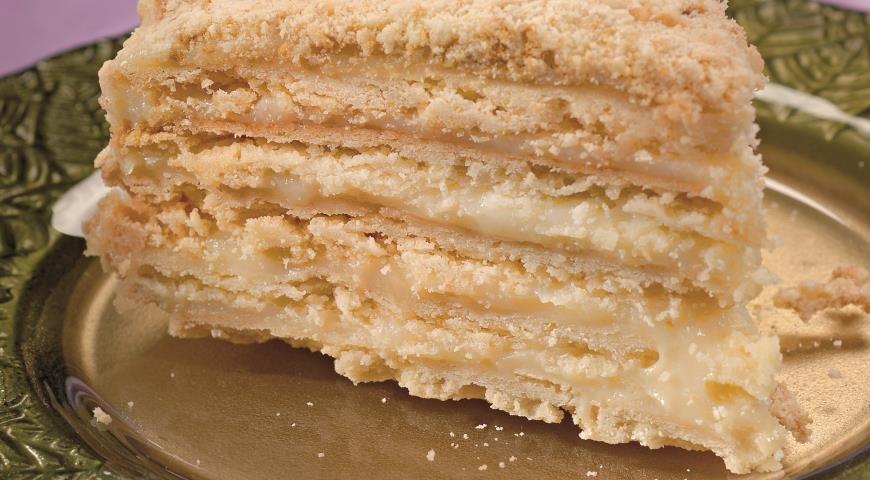 Наполеон торт рецепт пошаговый рецепт фото
