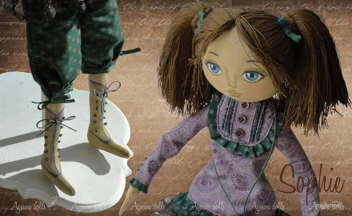 Как сделать куклу в человеческий рост своими руками