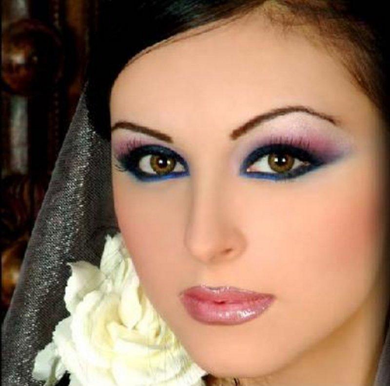 Самый красивый макияж глаз фото самых красивых