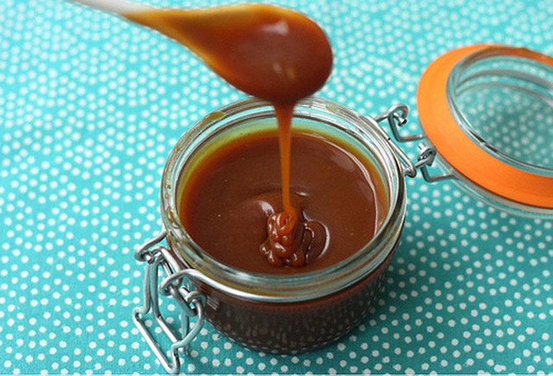 Карамельный соус рецепт в домашних условиях