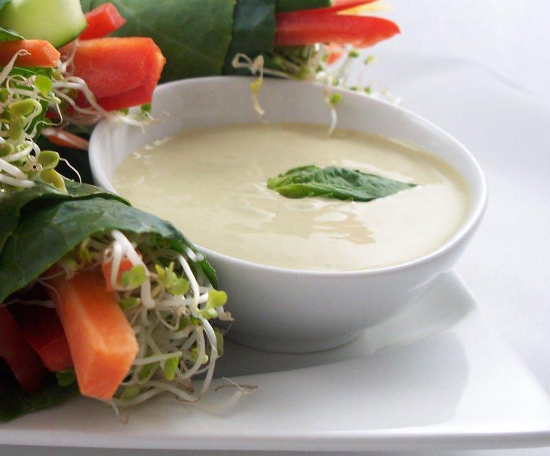 Фото заправка для салата