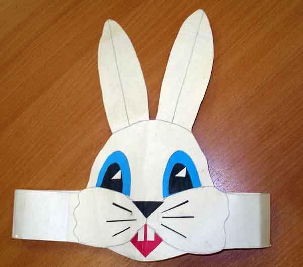 Как сделать с ушками зайца