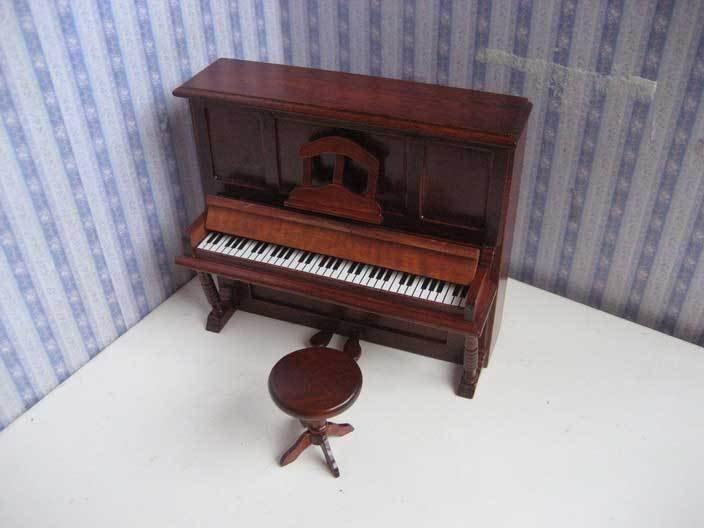 Маленькое пианино своими руками 3