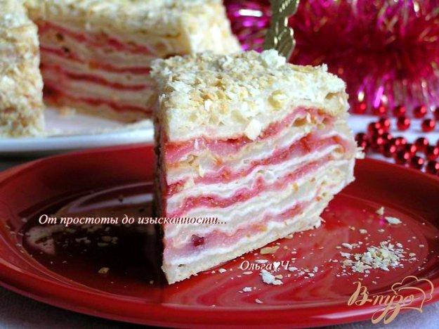 Рецепты постных тортов с вишней
