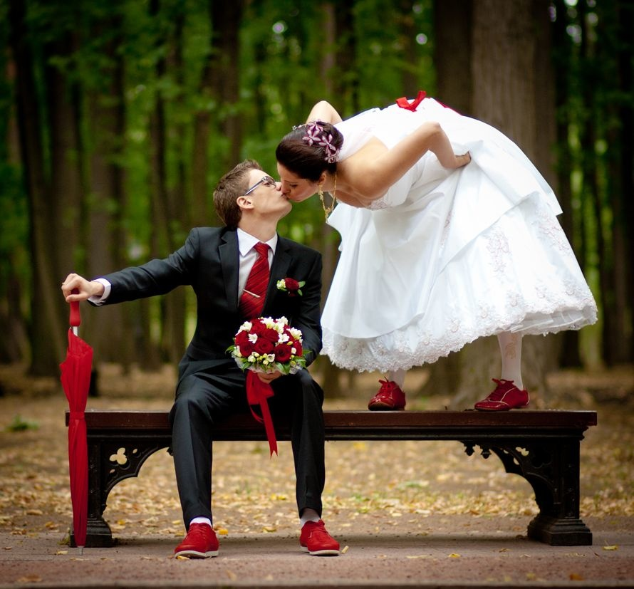 Идеи для фото на свадьбу